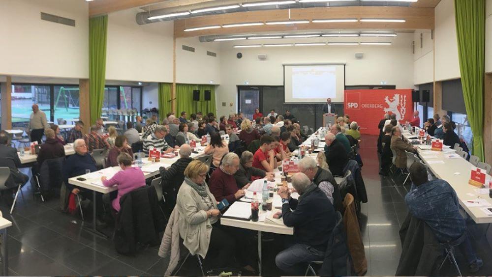 SPD Oberberg setzt auf Kontinuität und einen Generationswechsel